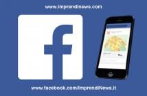 "ImprendiNews – Facebook, bottone ""compra"""