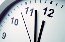 ImprendiNews – La gestione del tempo – L'immagine raffigura una porzione d'orologio