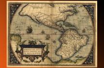 ImprendiNews – Mappe per comunicare – Antica mappa del mondo