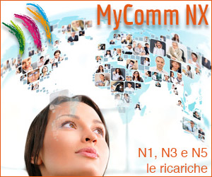 ImprendiNews – MyComm NX, N1, N3 e N5 le ricariche