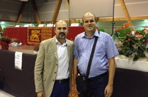 ImprendiNews – Alessio Del Zotto, senior writer di ImprendiNews, con l'Assessore Franco Manzato all'Agricoltura per la Regione Veneto