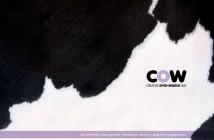 ImprendiNews – C.O.W., cover con slogan