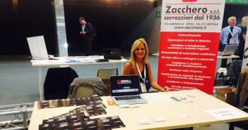 ImprendiNews – Zacchero, stand al Gran Galà del Netvork 2014