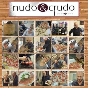 ImprendiNews – Bar Nudo & Crudo, Ecco lo staff del bar prosciutteria Nudo & Crudo