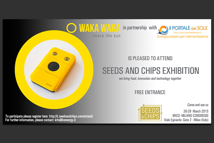 ImprendiNews – Waka Waka, invito