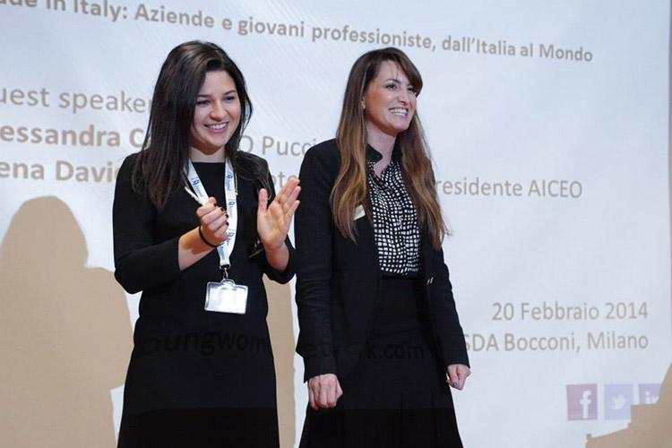 ImprendiNews – Yang Women Network, Teresa Budetta e Alessandra Bernini co-fondatrici di YWN
