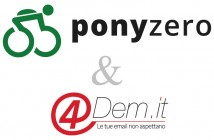 ImprendiNews – Pony Zero e 4Dem, loghi