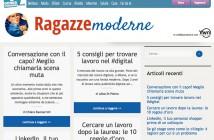 "ImprendiNews – Young Women Network presenta il nuovo Blog ""Ragazze Moderne"""