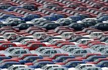 ImprendiNews – Immatricolazioni auto, l'immagine mostra un parco auto