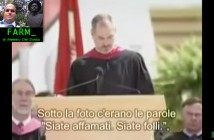 ImprendiNews – Steve Jobs: stay hungry stay foolish
