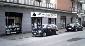 ImprendiNews – Informatica Biella, esterno