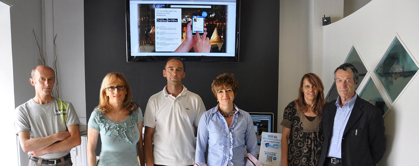 ImprendiNews – Informatica Biella, lo staff al completo