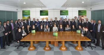 ImprendiNews – Sala Indaco della nuova sede romana di Europcar
