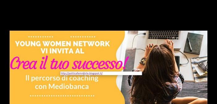Crea il tuo successo: percorso di coaching per sole donne
