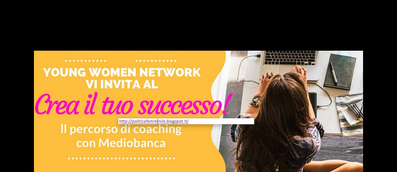 ImprendiNews – Young Women Network e il percorso di coaching con Mediobanca