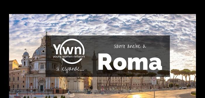 Young Women Network sbarca a Roma: si parte con un aperitivo di networking
